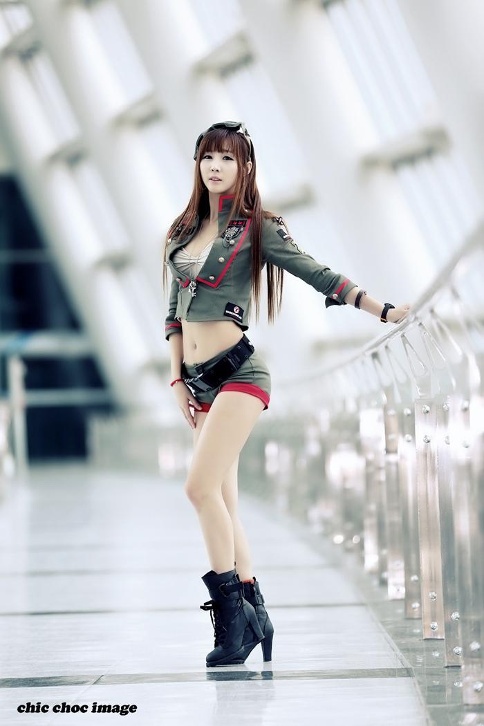 Showgirl G-star 2012: Lee Yoo Eun - Ảnh 28