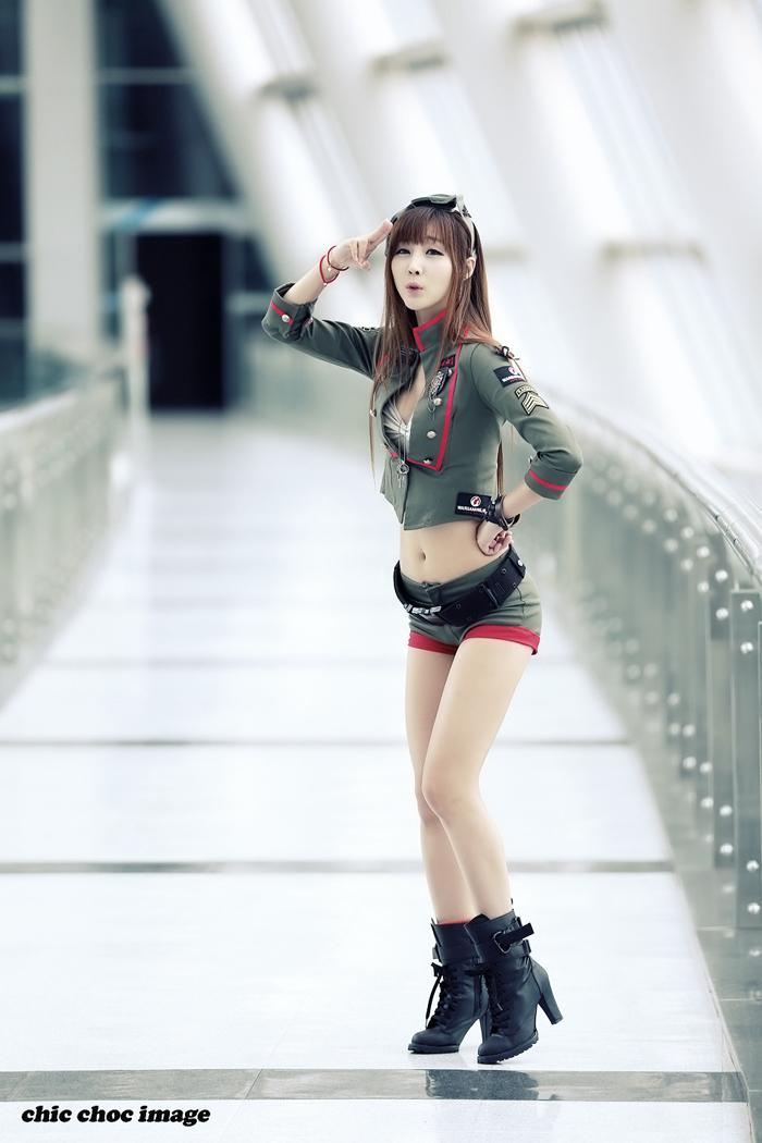 Showgirl G-star 2012: Lee Yoo Eun - Ảnh 32