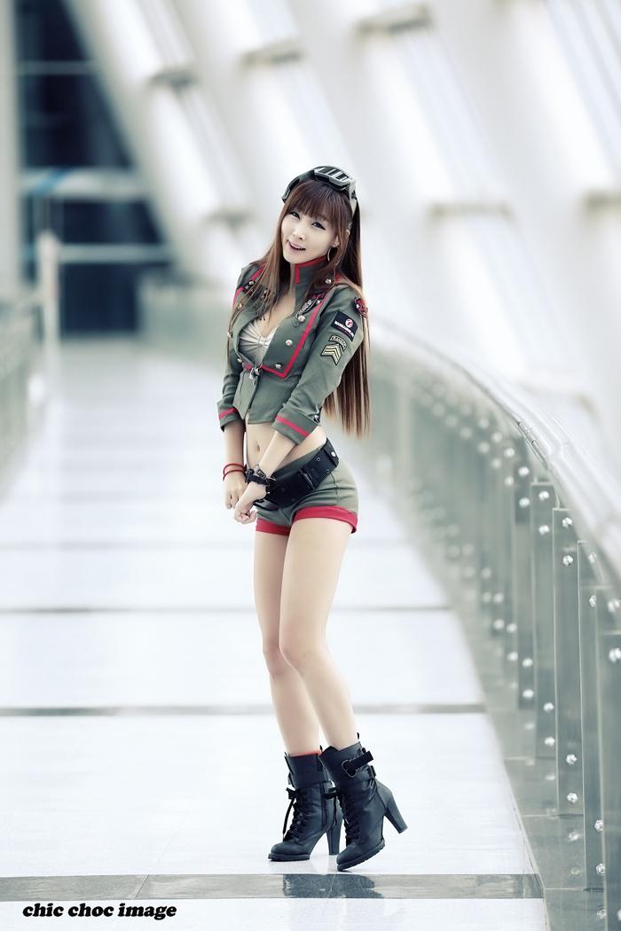 Showgirl G-star 2012: Lee Yoo Eun - Ảnh 33