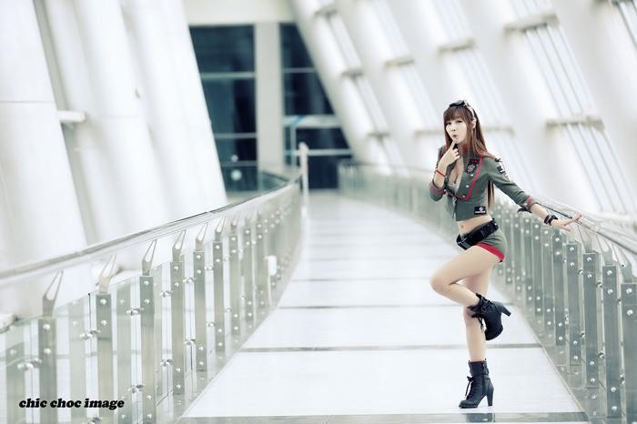 Showgirl G-star 2012: Lee Yoo Eun - Ảnh 34