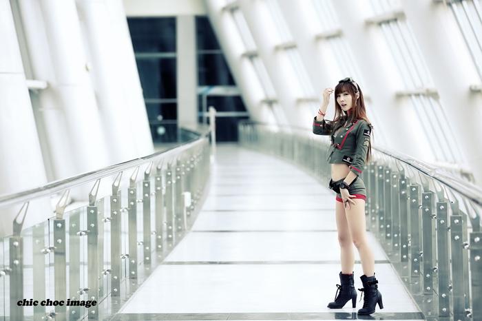 Showgirl G-star 2012: Lee Yoo Eun - Ảnh 36