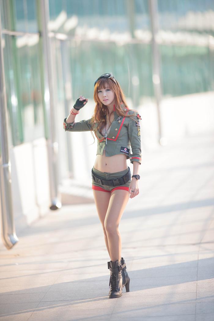 Showgirl G-star 2012: Lee Yoo Eun - Ảnh 41