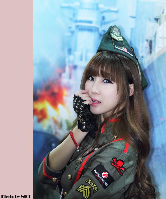 Showgirl G-star 2012: Lee Yoo Eun - Ảnh 42