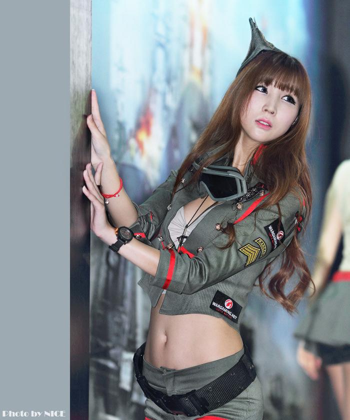 Showgirl G-star 2012: Lee Yoo Eun - Ảnh 44