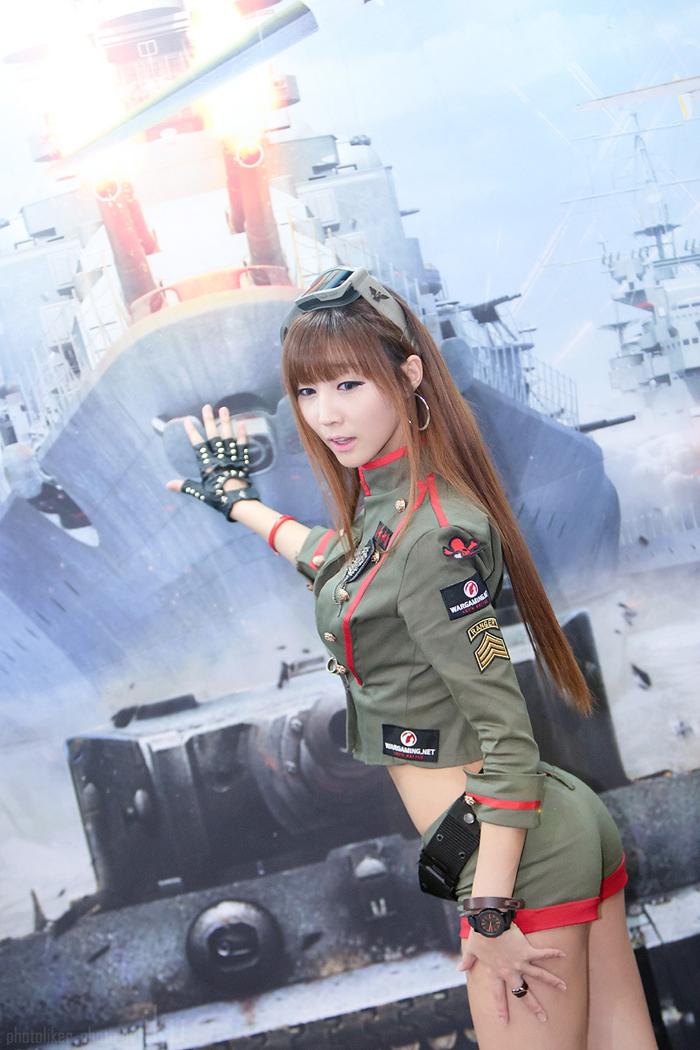 Showgirl G-star 2012: Lee Yoo Eun - Ảnh 49
