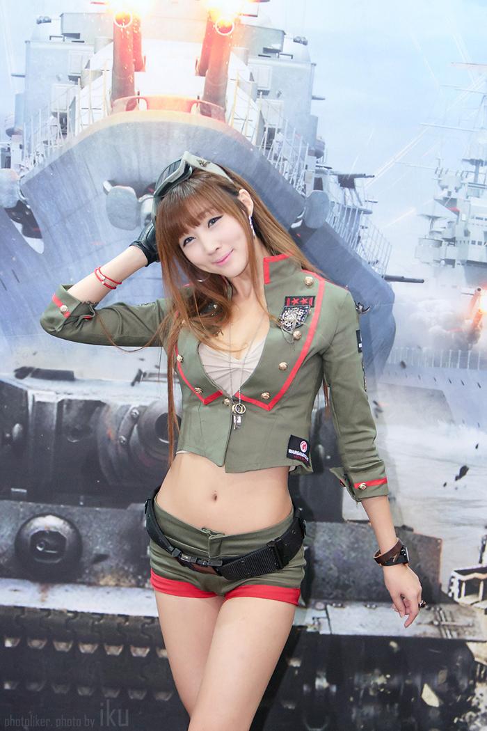 Showgirl G-star 2012: Lee Yoo Eun - Ảnh 50