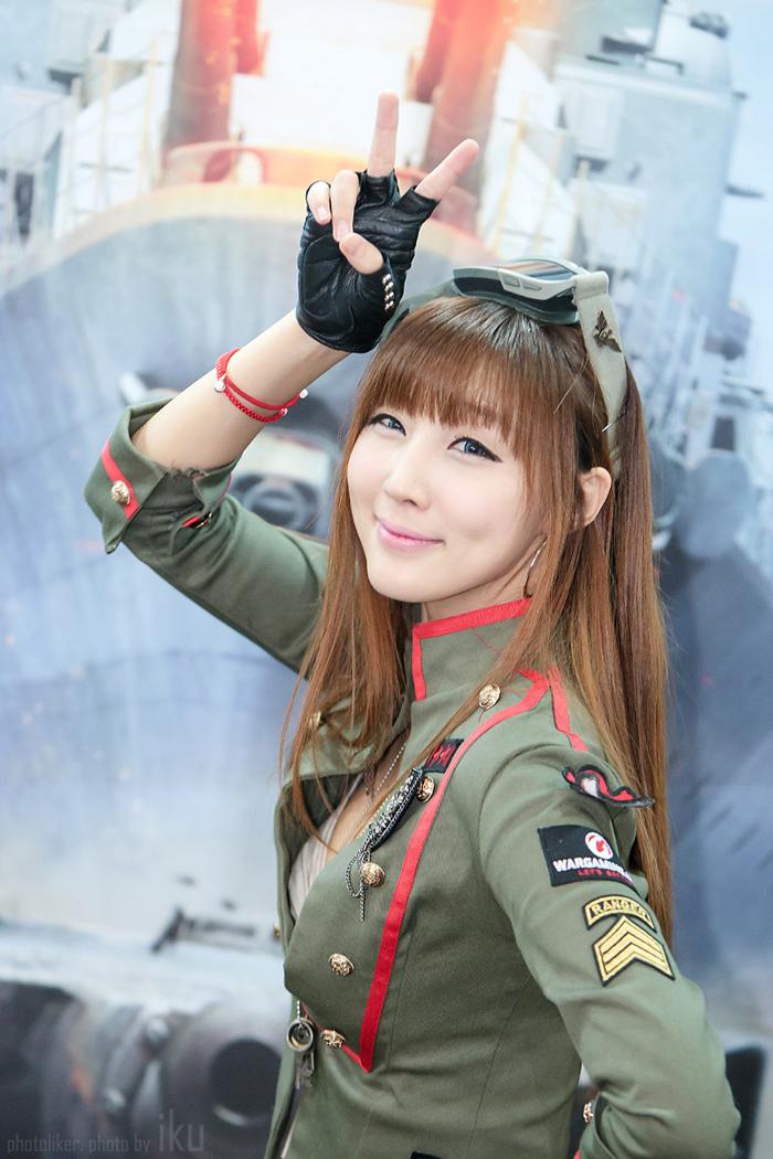 Showgirl G-star 2012: Lee Yoo Eun - Ảnh 52