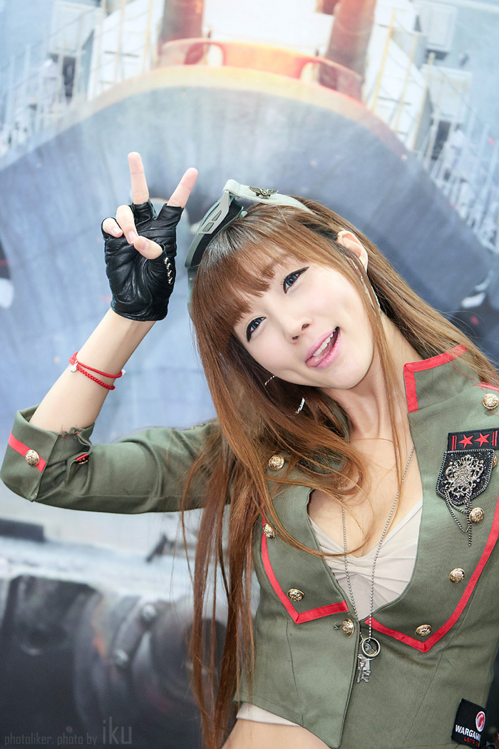 Showgirl G-star 2012: Lee Yoo Eun - Ảnh 53
