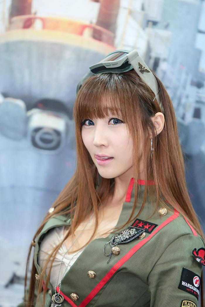 Showgirl G-star 2012: Lee Yoo Eun - Ảnh 54