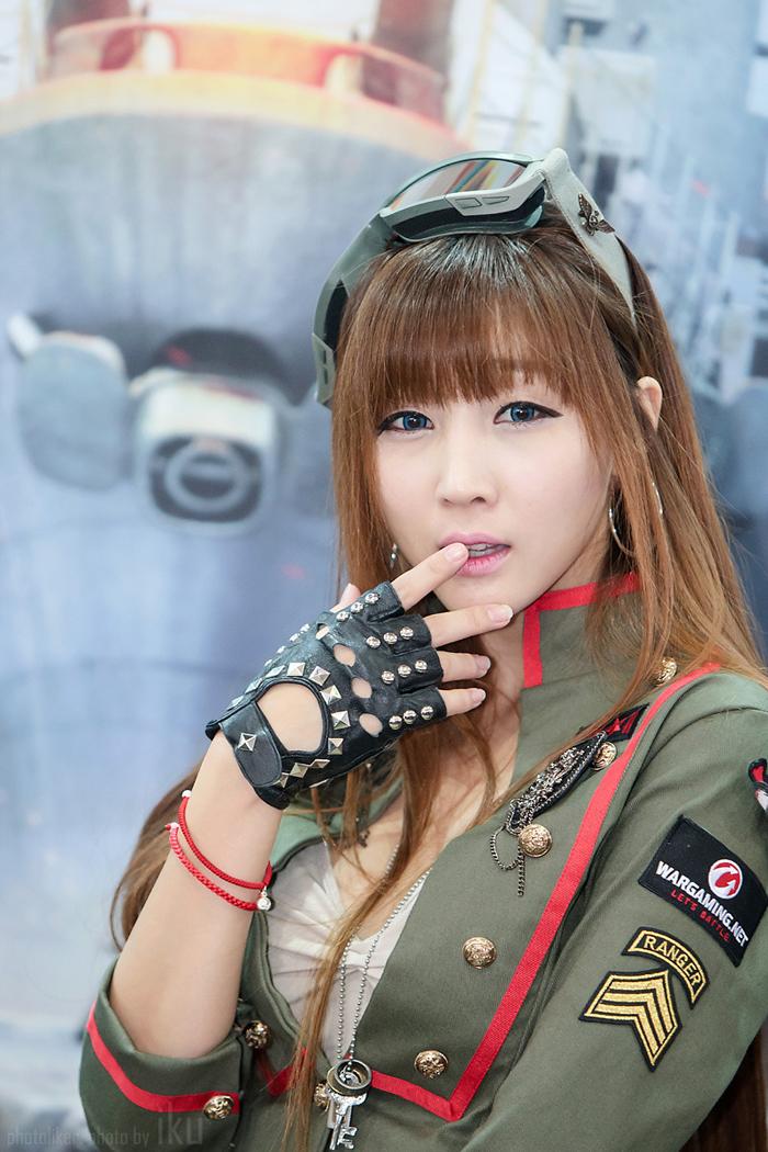 Showgirl G-star 2012: Lee Yoo Eun - Ảnh 55