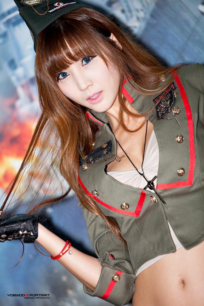 Showgirl G-star 2012: Lee Yoo Eun - Ảnh 56