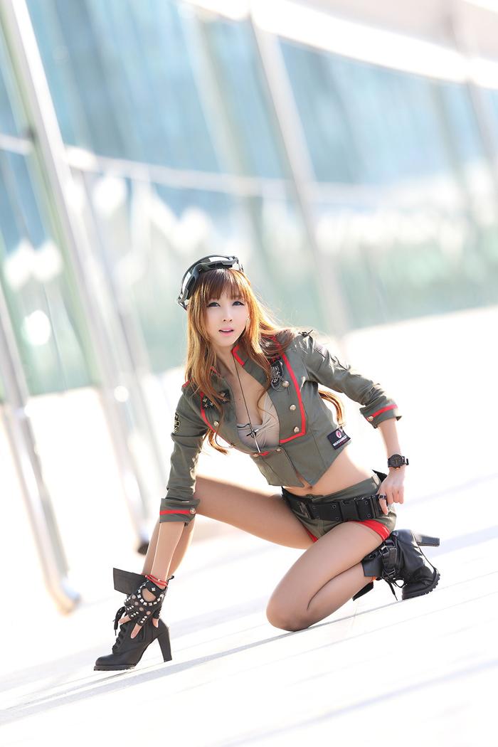 Showgirl G-star 2012: Lee Yoo Eun - Ảnh 60