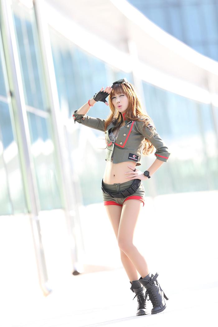 Showgirl G-star 2012: Lee Yoo Eun - Ảnh 61