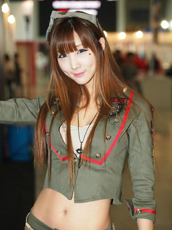 Showgirl G-star 2012: Lee Yoo Eun - Ảnh 62