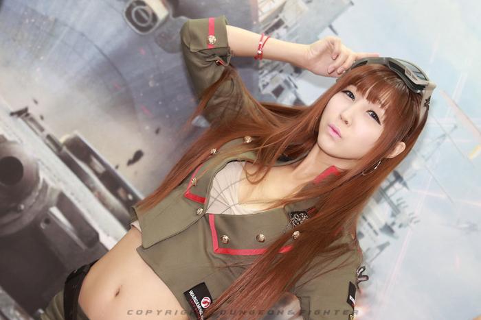 Showgirl G star 2012: Lee Yoo Eun