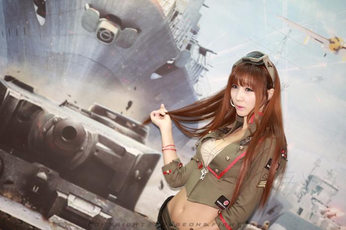 Showgirl G-star 2012: Lee Yoo Eun - Ảnh 64
