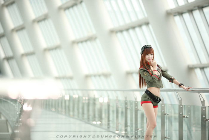 Showgirl G-star 2012: Lee Yoo Eun - Ảnh 65