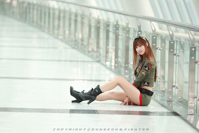 Showgirl G-star 2012: Lee Yoo Eun - Ảnh 66