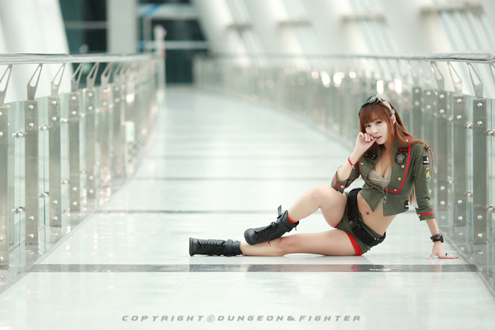 Showgirl G-star 2012: Lee Yoo Eun - Ảnh 68