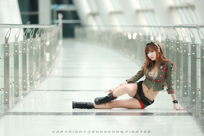 Showgirl G-star 2012: Lee Yoo Eun - Ảnh 69