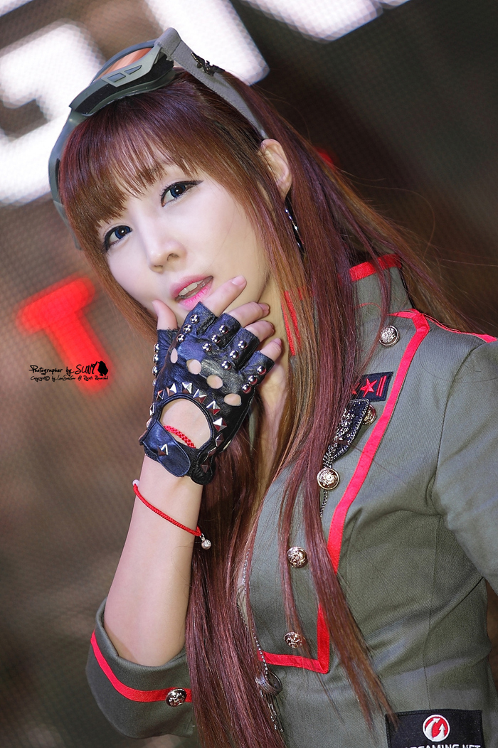 Showgirl G-star 2012: Lee Yoo Eun - Ảnh 70