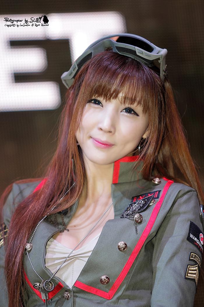 Showgirl G-star 2012: Lee Yoo Eun - Ảnh 72