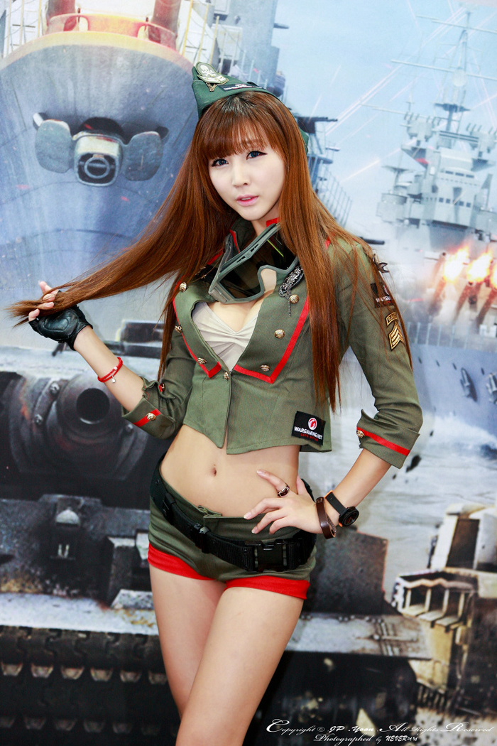 Showgirl G-star 2012: Lee Yoo Eun - Ảnh 74