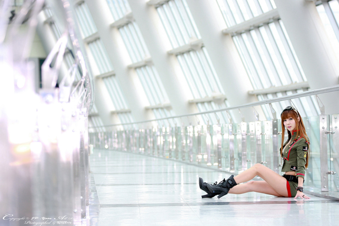 Showgirl G-star 2012: Lee Yoo Eun - Ảnh 75