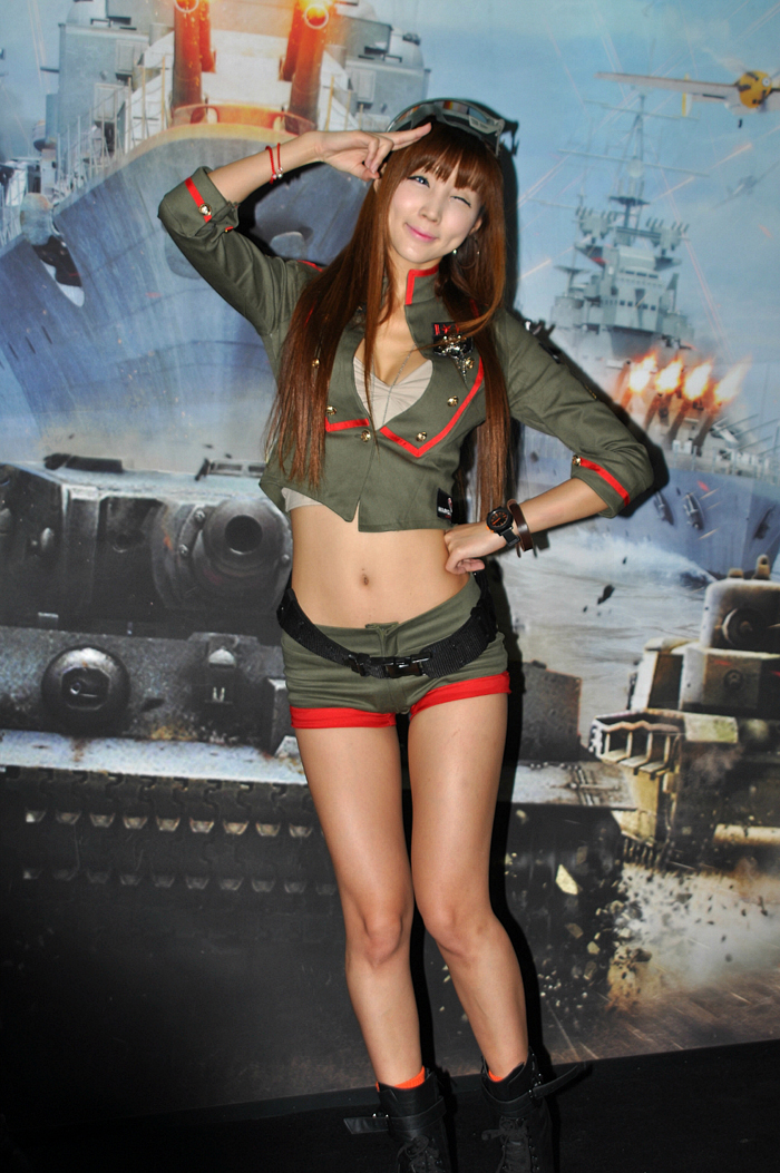 Showgirl G-star 2012: Lee Yoo Eun - Ảnh 83