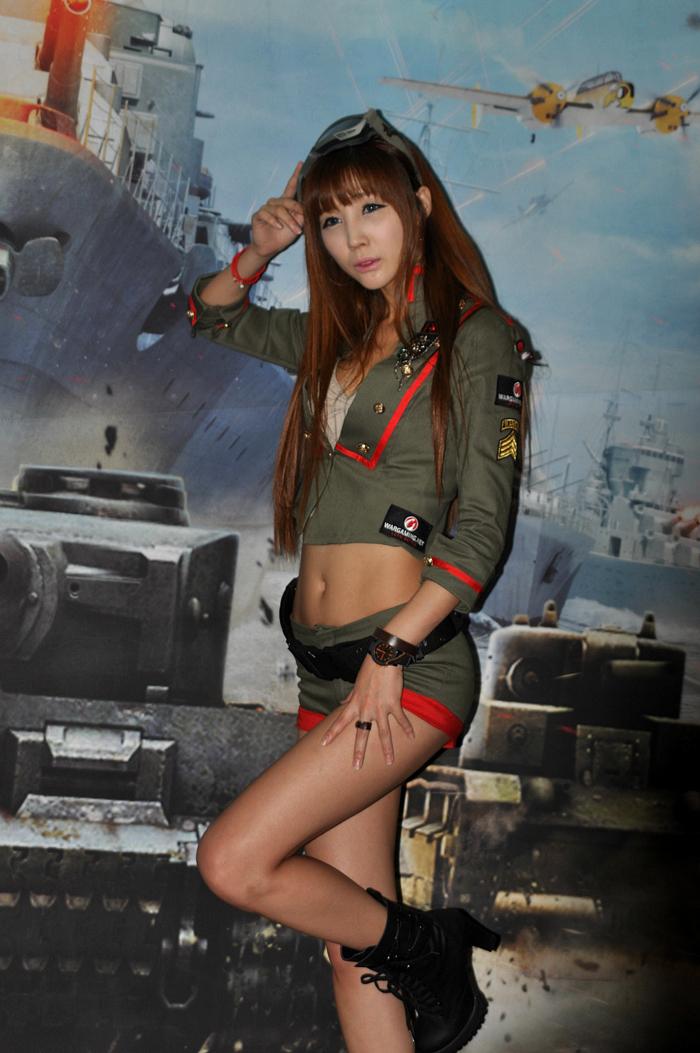 Showgirl G-star 2012: Lee Yoo Eun - Ảnh 85