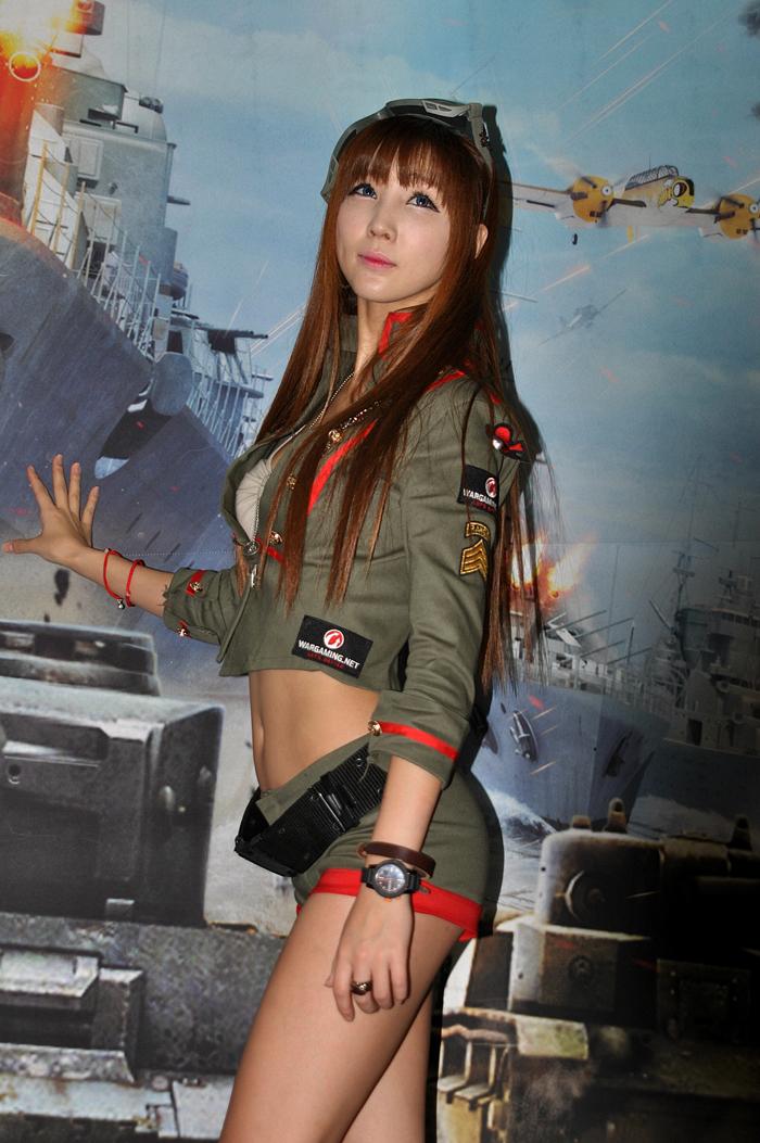 Showgirl G-star 2012: Lee Yoo Eun - Ảnh 87