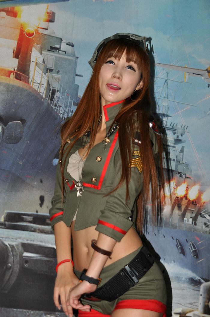Showgirl G-star 2012: Lee Yoo Eun - Ảnh 89