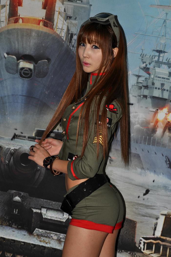 Showgirl G-star 2012: Lee Yoo Eun - Ảnh 90