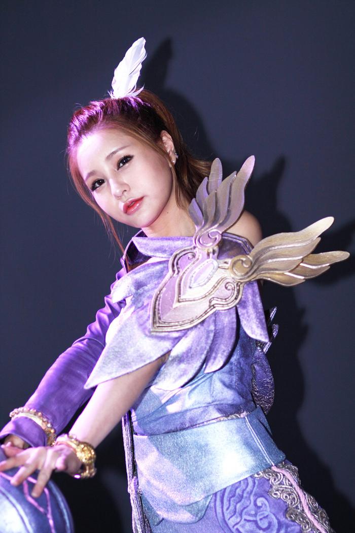 Showgirl G-star 2012: Park Soo Yu - Ảnh 18