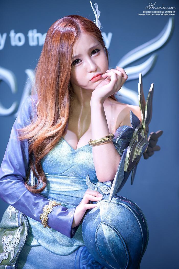 Showgirl G-star 2012: Park Soo Yu - Ảnh 35