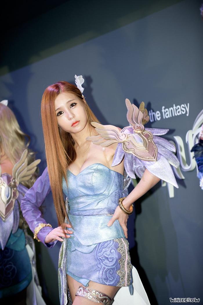 Showgirl G-star 2012: Park Soo Yu - Ảnh 39