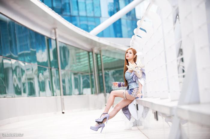 Showgirl G-star 2012: Park Soo Yu - Ảnh 42