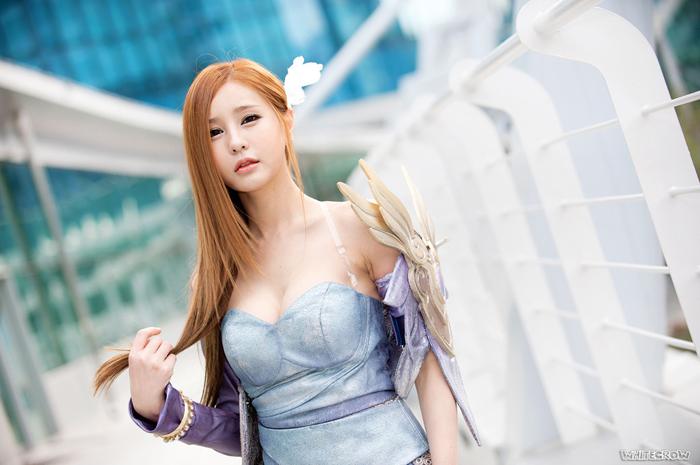 Showgirl G-star 2012: Park Soo Yu - Ảnh 43