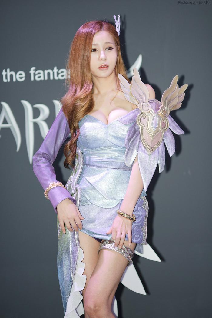 Showgirl G-star 2012: Park Soo Yu - Ảnh 45