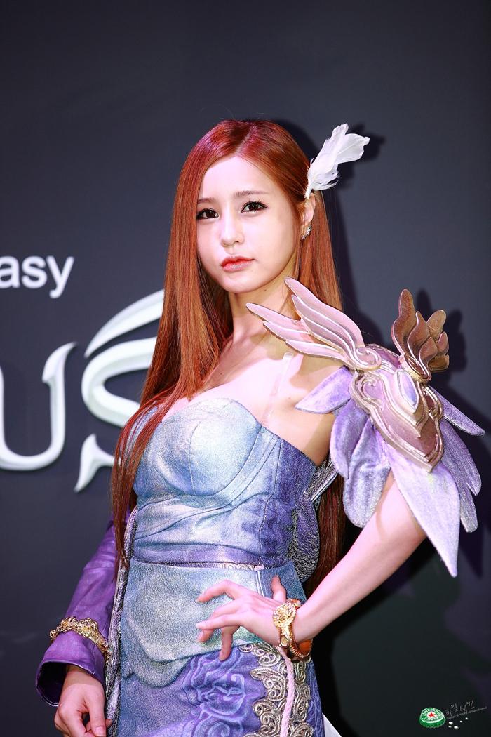 Showgirl G-star 2012: Park Soo Yu - Ảnh 48