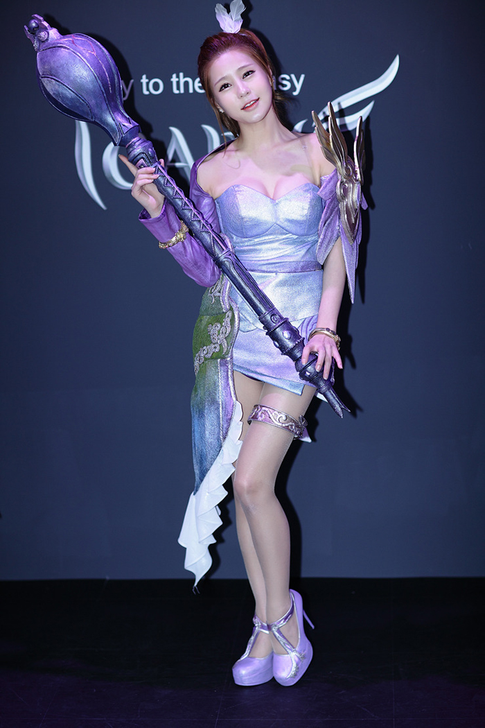 Showgirl G-star 2012: Park Soo Yu - Ảnh 57