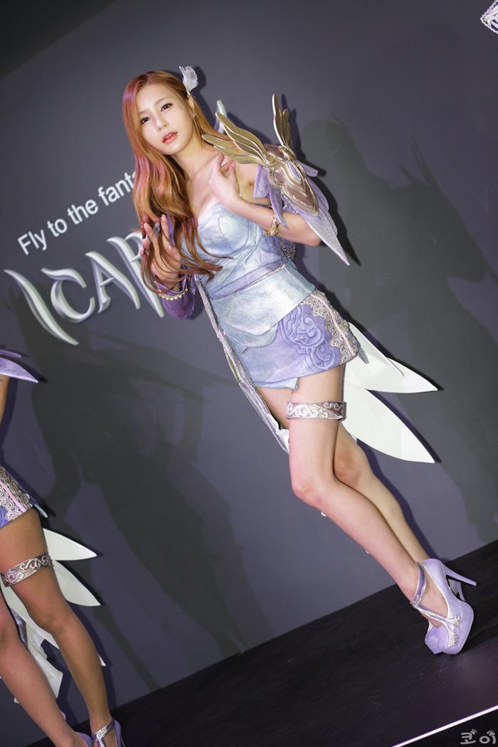 Showgirl G-star 2012: Park Soo Yu - Ảnh 58