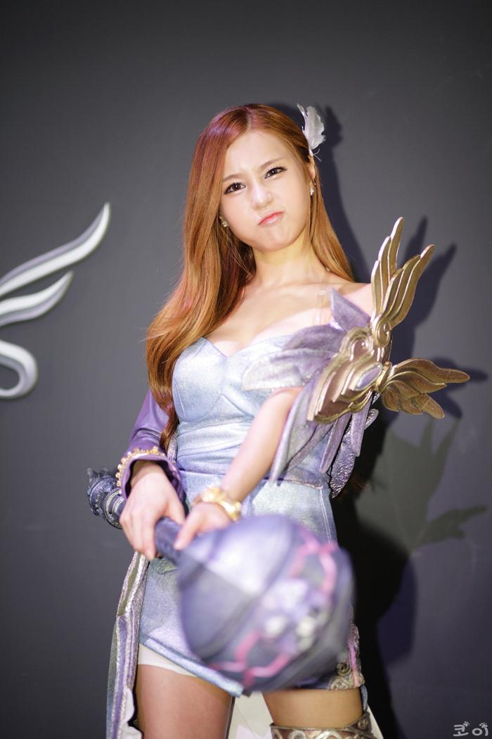 Showgirl G-star 2012: Park Soo Yu - Ảnh 60