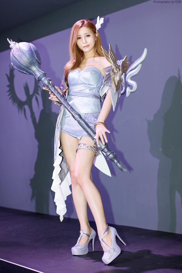 Showgirl G-star 2012: Park Soo Yu - Ảnh 62