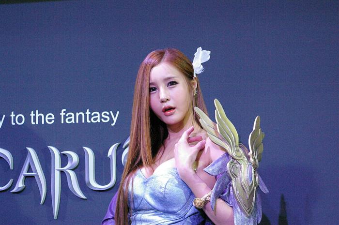 Showgirl G-star 2012: Park Soo Yu - Ảnh 63