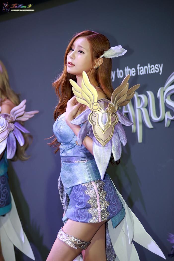 Showgirl G-star 2012: Park Soo Yu - Ảnh 68