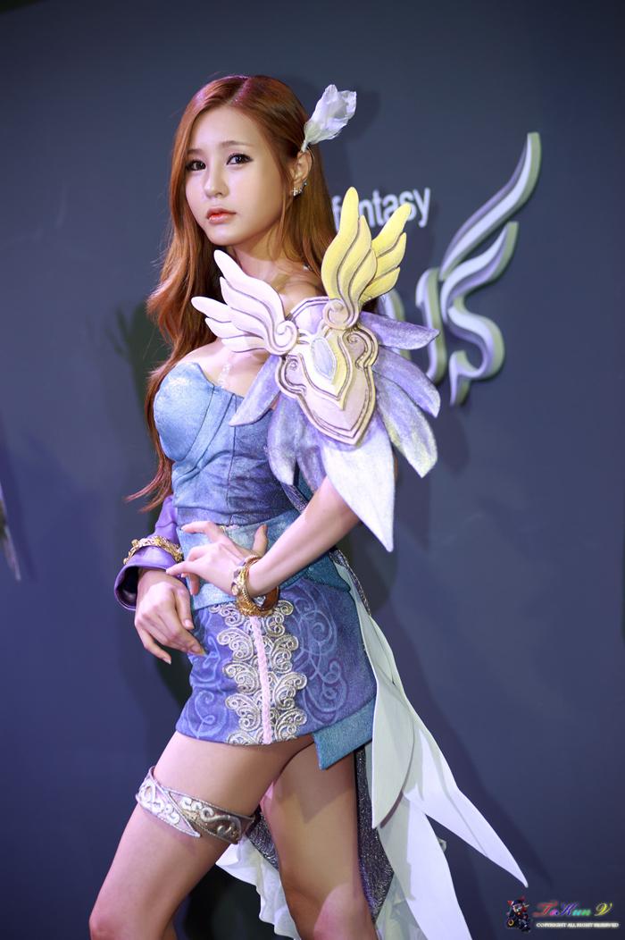 Showgirl G-star 2012: Park Soo Yu - Ảnh 70
