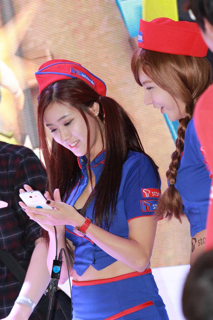 Showgirl G-star 2012: Ryu Ji Hye - Ảnh 14