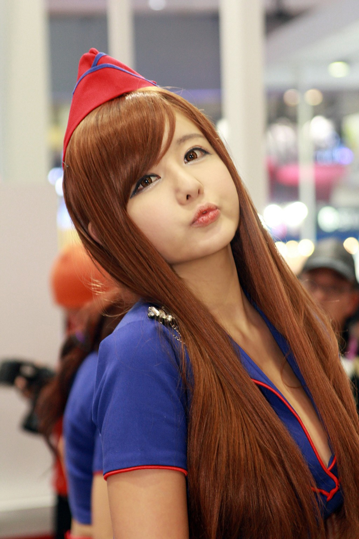 Showgirl G-star 2012: Ryu Ji Hye - Ảnh 18