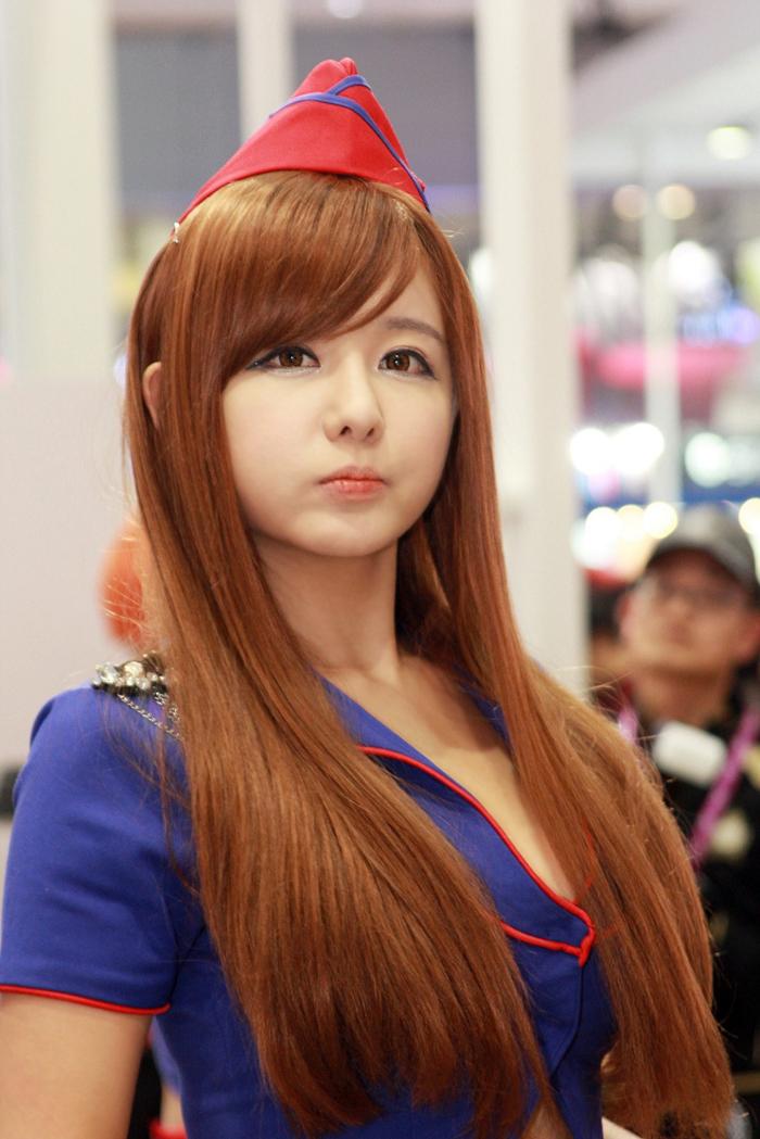 Showgirl G-star 2012: Ryu Ji Hye - Ảnh 19
